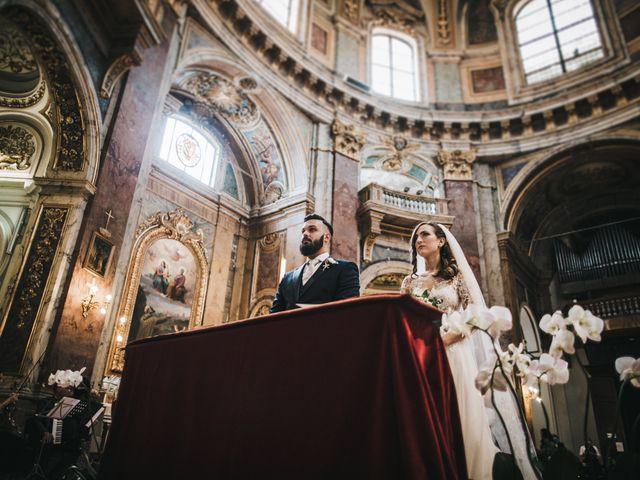 Il matrimonio di Giorgio e Chiara a Roma, Roma 37