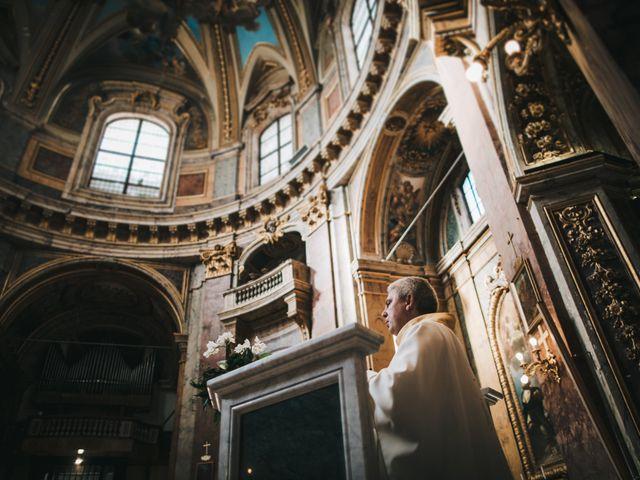 Il matrimonio di Giorgio e Chiara a Roma, Roma 38