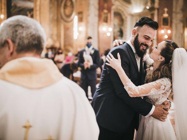 Il matrimonio di Giorgio e Chiara a Roma, Roma 39