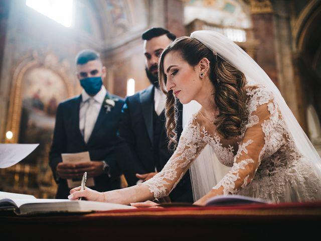 Il matrimonio di Giorgio e Chiara a Roma, Roma 41