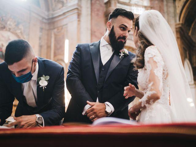 Il matrimonio di Giorgio e Chiara a Roma, Roma 42