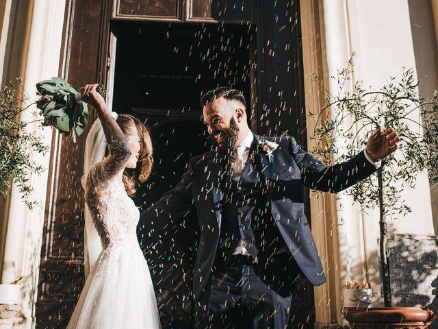 Il matrimonio di Giorgio e Chiara a Roma, Roma 43