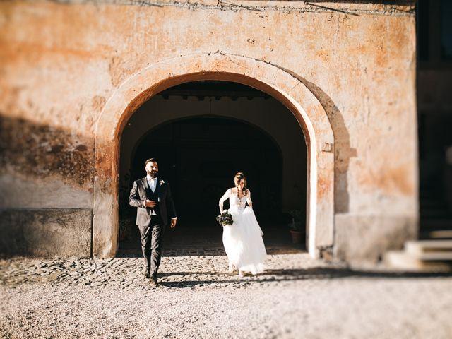 Il matrimonio di Giorgio e Chiara a Roma, Roma 45