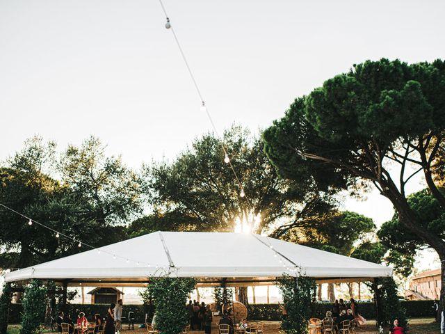 Il matrimonio di Giorgio e Chiara a Roma, Roma 54