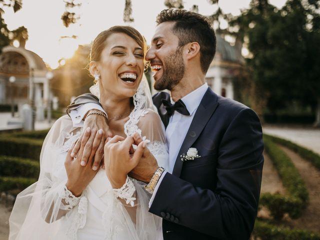 Le nozze di Salvo e Greta