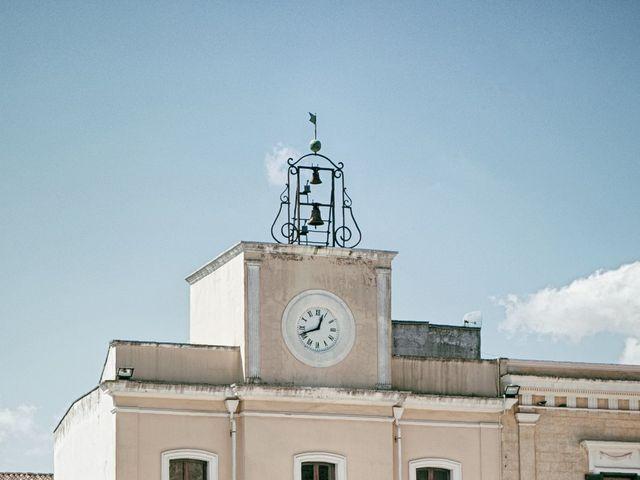 Il matrimonio di Donatello e Ornella a San Vito dei Normanni, Brindisi 16