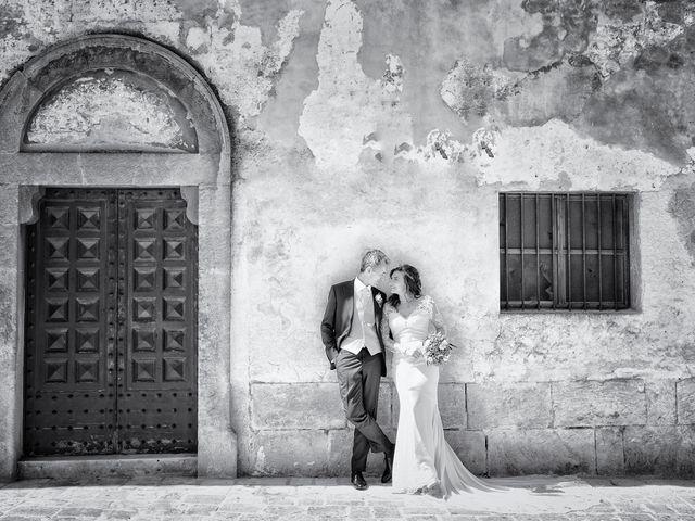 Il matrimonio di Donatello e Ornella a San Vito dei Normanni, Brindisi 17