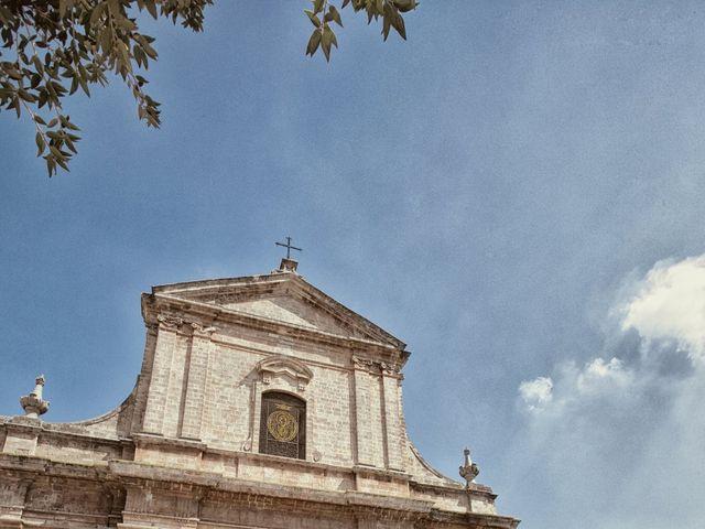 Il matrimonio di Donatello e Ornella a San Vito dei Normanni, Brindisi 18