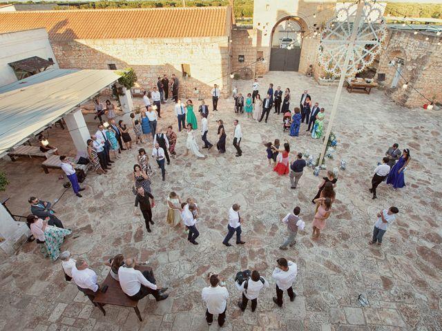 Il matrimonio di Donatello e Ornella a San Vito dei Normanni, Brindisi 23