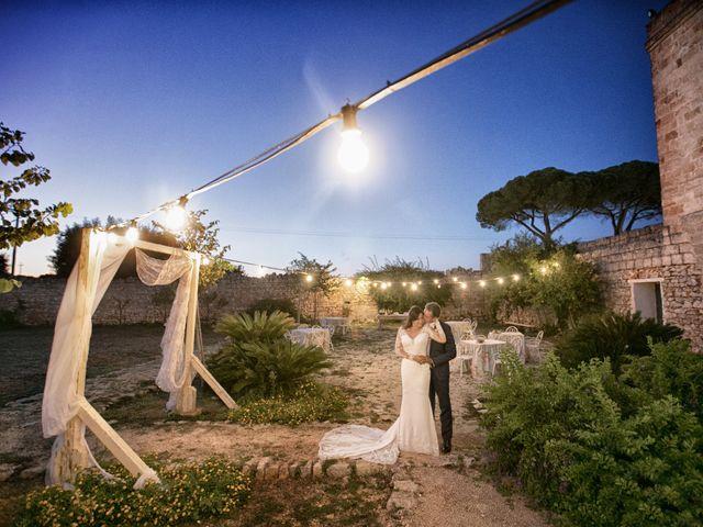 Il matrimonio di Donatello e Ornella a San Vito dei Normanni, Brindisi 25