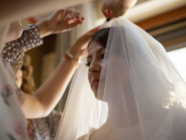 Il matrimonio di Andrea e Irina a Castel Gandolfo, Roma 8