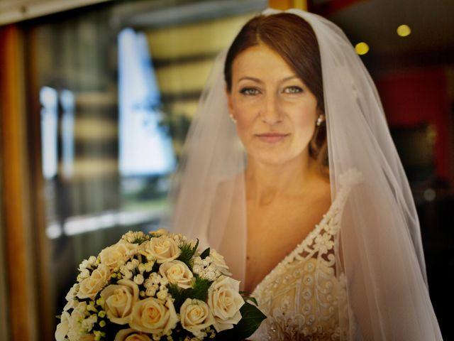 Il matrimonio di Andrea e Irina a Castel Gandolfo, Roma 11