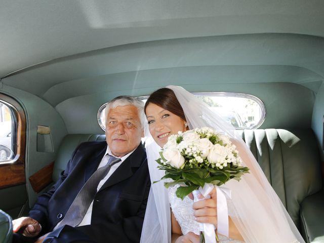 Il matrimonio di Andrea e Irina a Castel Gandolfo, Roma 12