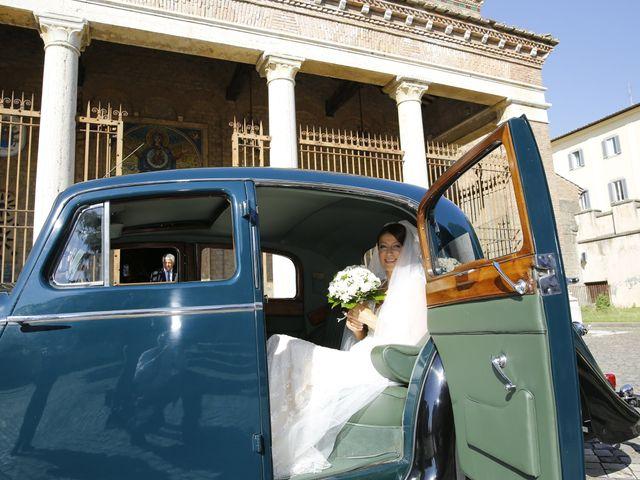 Il matrimonio di Andrea e Irina a Castel Gandolfo, Roma 13