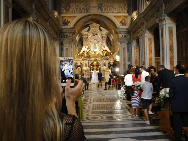 Il matrimonio di Andrea e Irina a Castel Gandolfo, Roma 15
