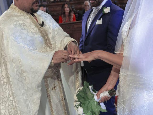 Il matrimonio di Andrea e Irina a Castel Gandolfo, Roma 18