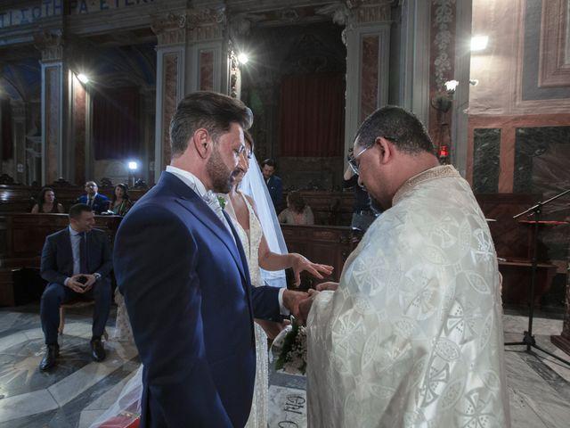 Il matrimonio di Andrea e Irina a Castel Gandolfo, Roma 19