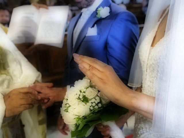 Il matrimonio di Andrea e Irina a Castel Gandolfo, Roma 20