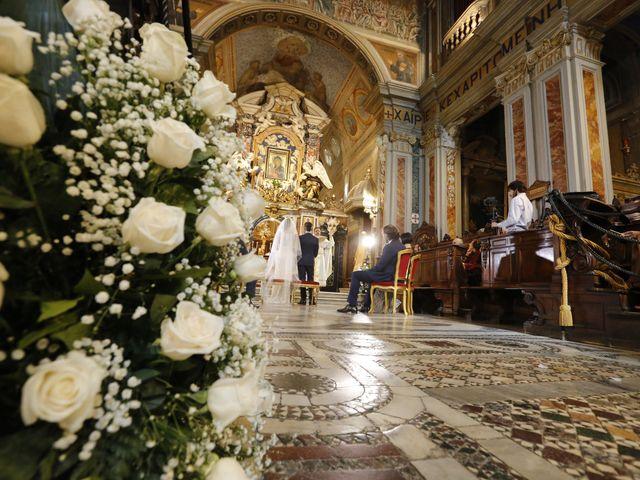 Il matrimonio di Andrea e Irina a Castel Gandolfo, Roma 21