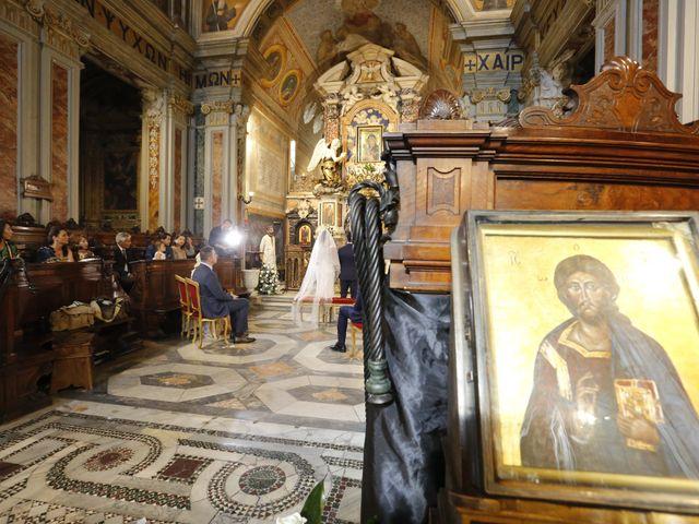 Il matrimonio di Andrea e Irina a Castel Gandolfo, Roma 22