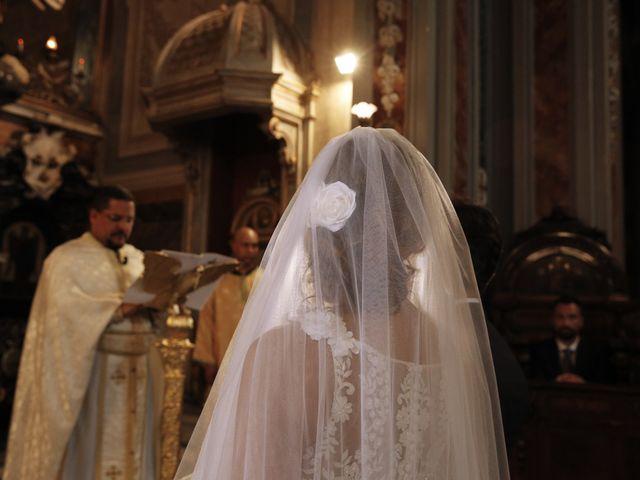 Il matrimonio di Andrea e Irina a Castel Gandolfo, Roma 23