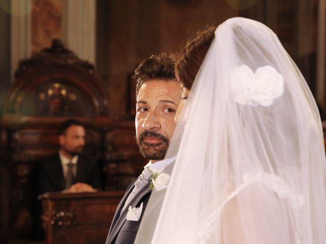 Il matrimonio di Andrea e Irina a Castel Gandolfo, Roma 24