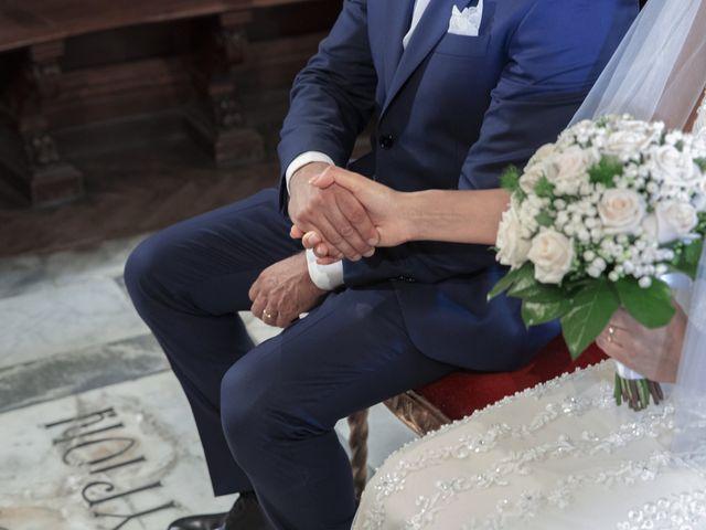 Il matrimonio di Andrea e Irina a Castel Gandolfo, Roma 26