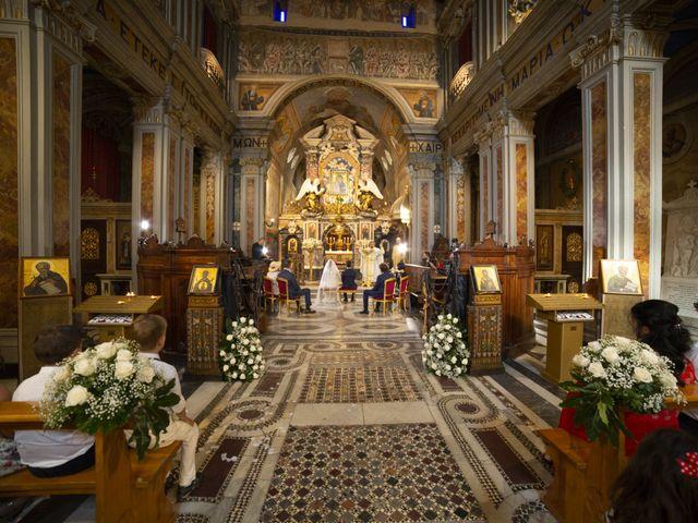 Il matrimonio di Andrea e Irina a Castel Gandolfo, Roma 27