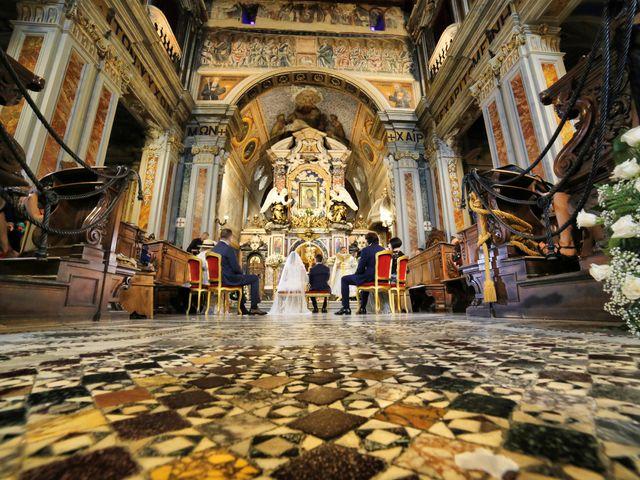Il matrimonio di Andrea e Irina a Castel Gandolfo, Roma 28