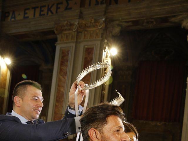 Il matrimonio di Andrea e Irina a Castel Gandolfo, Roma 29