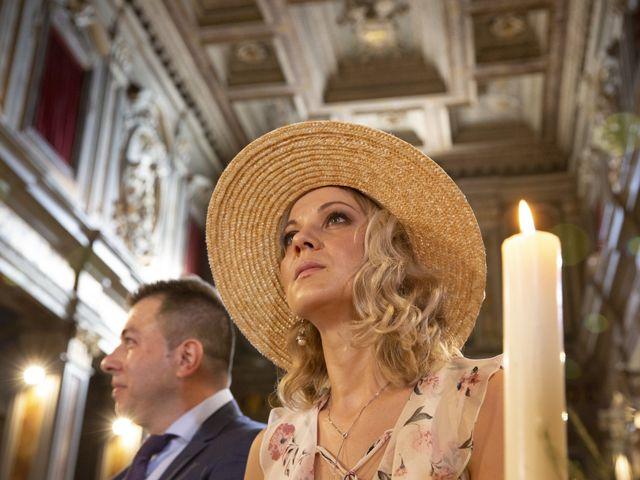 Il matrimonio di Andrea e Irina a Castel Gandolfo, Roma 30