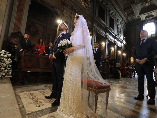 Il matrimonio di Andrea e Irina a Castel Gandolfo, Roma 31