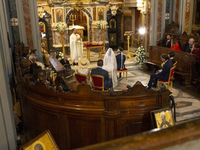 Il matrimonio di Andrea e Irina a Castel Gandolfo, Roma 33