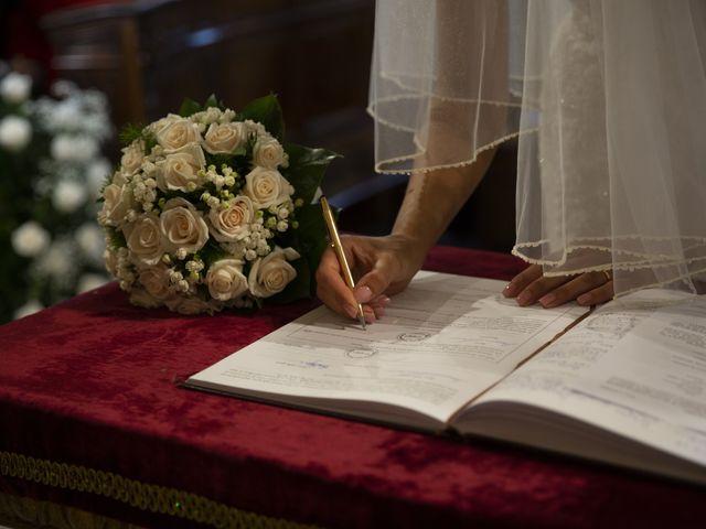 Il matrimonio di Andrea e Irina a Castel Gandolfo, Roma 38