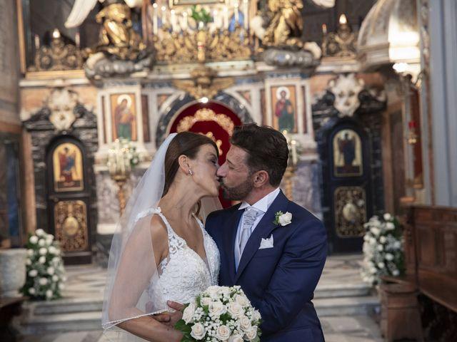 Il matrimonio di Andrea e Irina a Castel Gandolfo, Roma 40