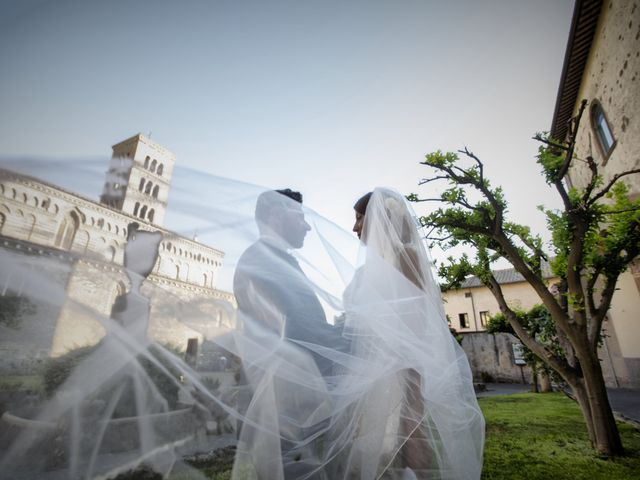 Il matrimonio di Andrea e Irina a Castel Gandolfo, Roma 44