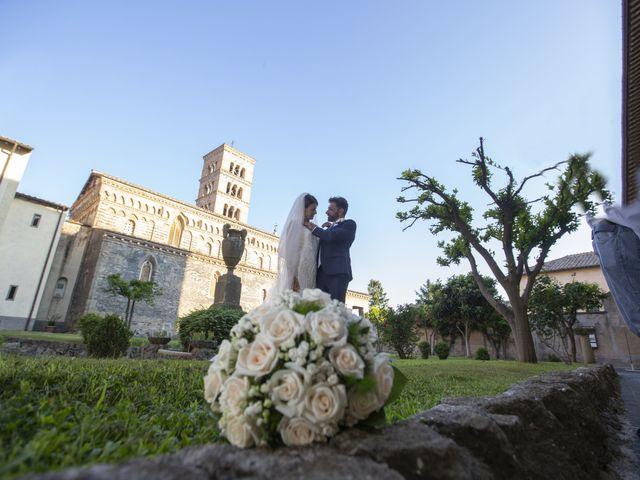 Il matrimonio di Andrea e Irina a Castel Gandolfo, Roma 45