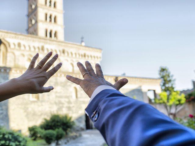 Il matrimonio di Andrea e Irina a Castel Gandolfo, Roma 46