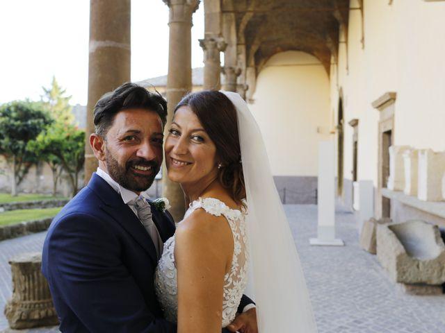 Il matrimonio di Andrea e Irina a Castel Gandolfo, Roma 47