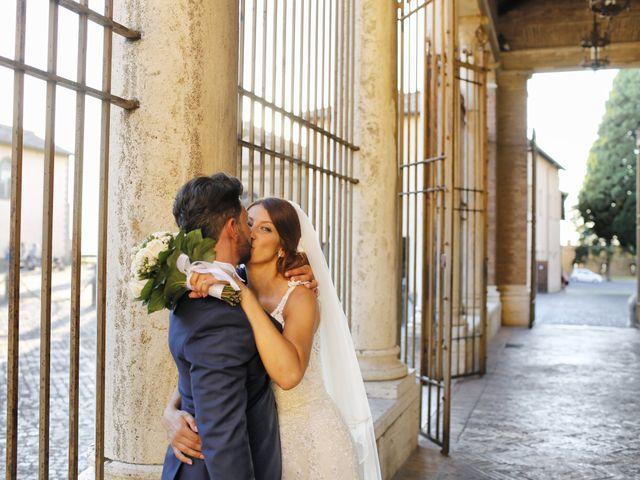 Il matrimonio di Andrea e Irina a Castel Gandolfo, Roma 49