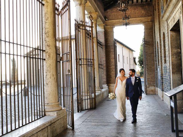 Il matrimonio di Andrea e Irina a Castel Gandolfo, Roma 50