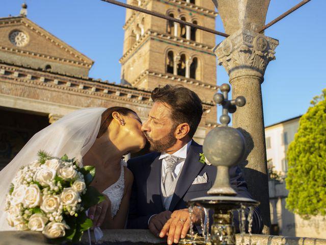 Il matrimonio di Andrea e Irina a Castel Gandolfo, Roma 51