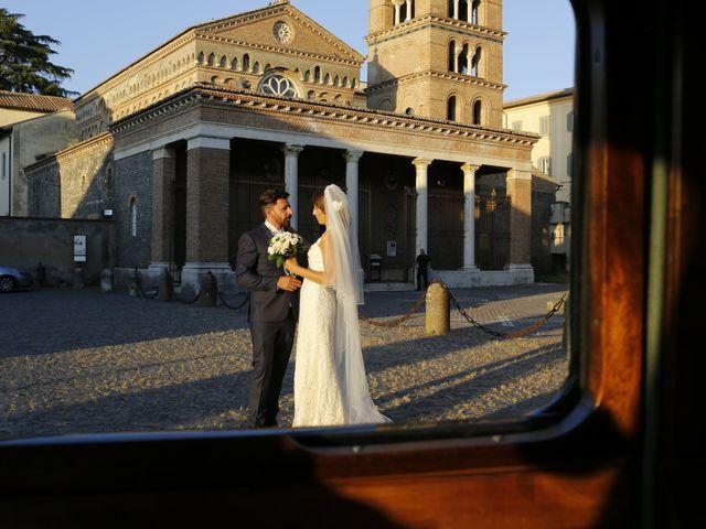 Il matrimonio di Andrea e Irina a Castel Gandolfo, Roma 53