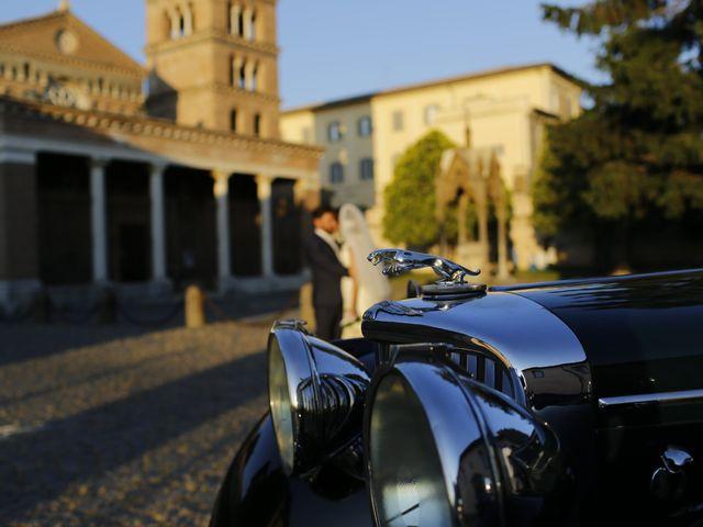 Il matrimonio di Andrea e Irina a Castel Gandolfo, Roma 54
