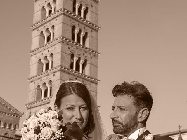 Il matrimonio di Andrea e Irina a Castel Gandolfo, Roma 56