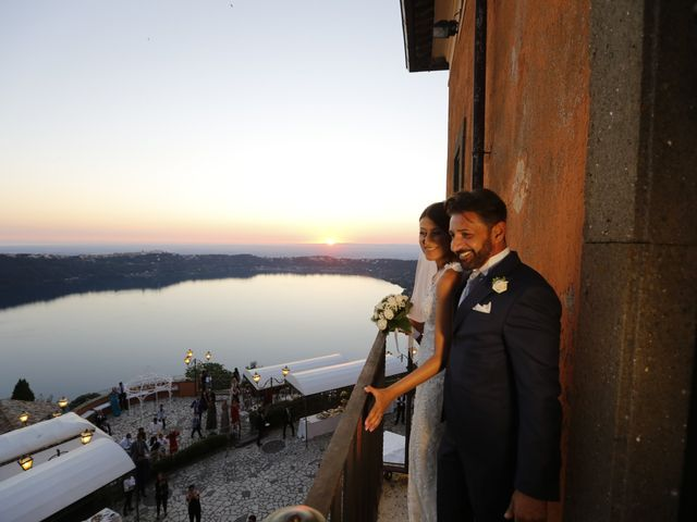 Il matrimonio di Andrea e Irina a Castel Gandolfo, Roma 58
