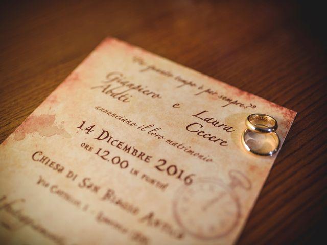 Il matrimonio di Gianpiero e Laura a Limatola, Benevento 9