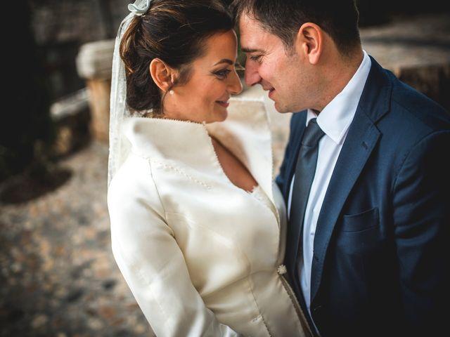 Le nozze di Laura e Gianpiero
