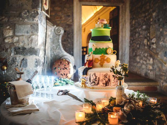 Il matrimonio di Gianpiero e Laura a Limatola, Benevento 85