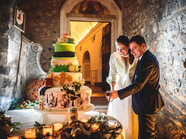 Il matrimonio di Gianpiero e Laura a Limatola, Benevento 86